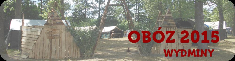 obóz 2015