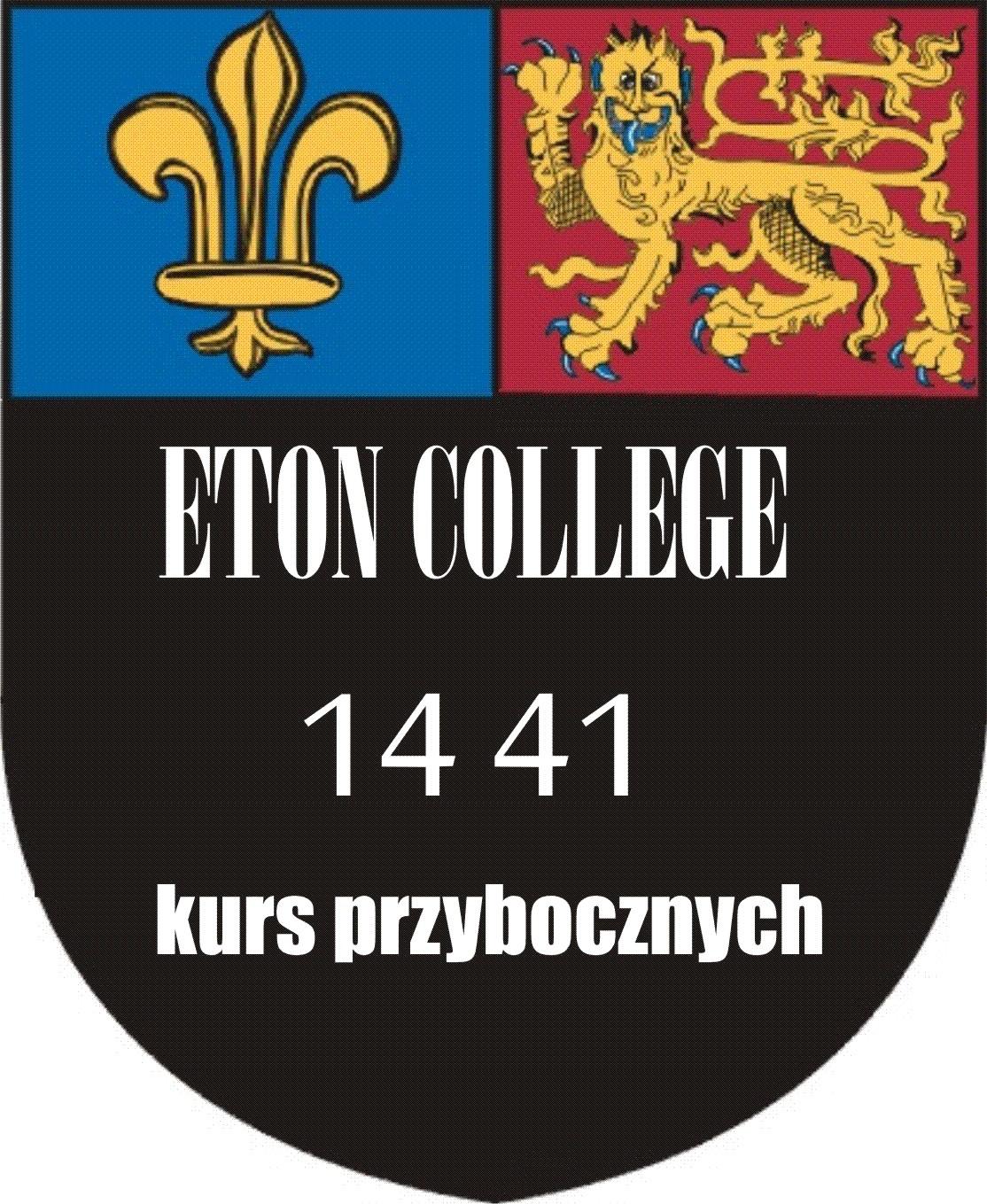 Kurs Przybocznych Eton College 14 41